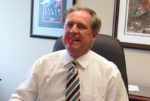 Fox 40 World | Our Founder Ron Foxcroft