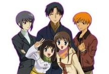 Fruits basket! / by Mac