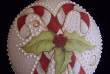 Christmas crafts / by Brenda Scott