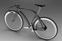 Vélo - Bike / Bikes, Cycles, 2 wheels / by Mauboussin Eric