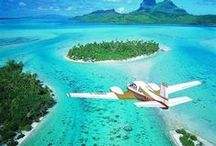 Best Of Bora Bora / Collection of the best views of Bora Bora & Tahiti beaches, hotels & resorts, follow and see the best of Bora Bora.