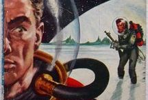 Science Fiction Pulp / by James MacDougall
