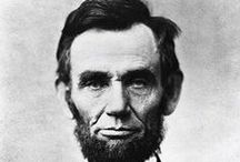 Abraham Lincoln / I'm mostly interested in Abe's life in Illinois pre-1860 and his visit to Kansas. Did you know that the Boones and the Lincolns are related?