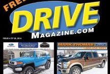 Drive Magazine - Issue 4 of 2014
