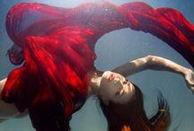 danza sott'acqua...  Dancing underwater
