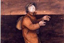 Genialidad y locura / En esta exposición veremos la genialidad de 15 artistas unidos por sus enfermedades mentales. Esquizofrenia, psicosis, traumas infantiles....  enfermedades que en vez de apagar a la persona hicieron grande al artista.  Los colores de Van Gogh, la repetición de líneas de Martín Ramirez, la deformación de los cuadros de Louis Wain o el horror vacui de Wölfli hablan en un mismo idioma de locura y genialidad.
