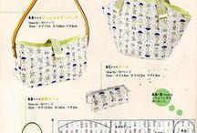 Haarmodel en Tassen / Tassen patronen.