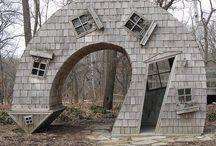 Case pazzesche! Crazy house