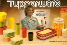 Tupperware / Old & New / by Nadine Reusser