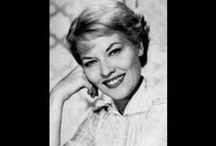 Gen: Patti Page / 2nd Cousin, Once Removed -- Tim Aker's Great-Aunt Patti Page's (1927-2013)  music videos.