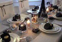 Jolies tables / décoration de table