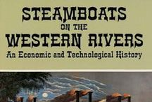 History: Water Highways / Kentucky = Slate Creek & Bull Fork, Licking River, Ohio River; Illinois = Mississippi River, Illinois River, Sangamon River, Mosquito Creek; Missouri = Missouri River, Big Blue River, Osage River, Marais des Cygne River, Deepwater Creek; Kansas = Bull Creek, Marais des Cygne River, Kansas River