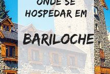 Bariloche / Bariloche e suas belezas incomparáveis .