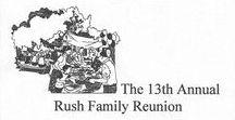 DJR: Heritage / Ancestry, Reunion Invitations that I've created.