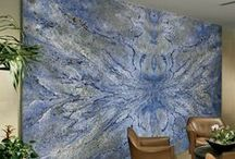 Gorgeous Granite / Granite comes in so many beautiful colors and styles! See a little of what Arizona Tile has to offer!