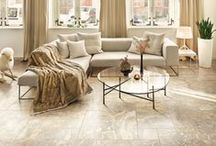 Perfectly Porcelain / This isn't your grandmother's porcelain tile! Arizona Tile has gorgeous porcelain tile that you need to see to believe.