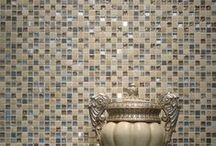 Walls that Wow! / Is tile on walls dated? At Arizona Tile, we think not! See all the beautiful ways tile can be a feature in your home.