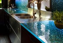 Cool Counter Tops / beautiful kitchen #counter tops