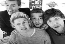 One Direction❤ / by Heather Kennedy
