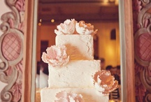 { Let them eat Cake } Wedding Cakes and Other Dessert Ideas / Cakes, Cookies, Pies oh my! Different dessert and presentation ideas for your wedding reception!