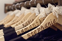 { The bridal party is where it's At } Ideas For All Things Wedding Party / Wedding party gifts, activities, themes and other fun stuff!