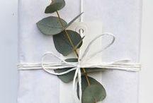 Wrap up Joy / abundantly correct present presentation + wrapping ideas + inspiration