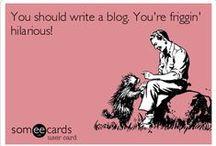 Writing, Writing, Always Writing! / Yep.