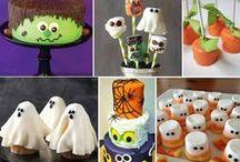 Llego Halloween :-) / Manualidades sencillas, decoraciones lindas, ideas geniales, Házlo tu misma y mucho más para celebrar esta Día de las Brujitas.