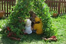 Magical Children's Garden / Inspiring ideas for creating a garden for children