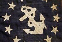 Stars + Stripes / Patriotic Banners + The American Spirit