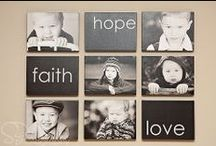 PRODUCTS :: Deck the Halls / Ideas for displaying your photos in your home.