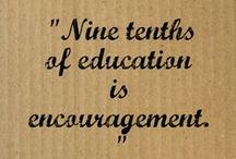 Educational Quotes / Life is long....so Learn! Educational inspiration for the weary college student :)
