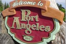 Olympic Peninsula....Our community! / With 3 Peninsula College sites we would like to feature the beauty that is Port Angeles, Port Townsend and Forks Washington.