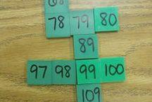 matematyczne gry / słowem matma
