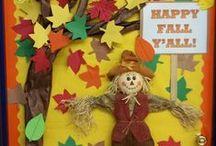 Fall Activities / Fall Classroom Activities