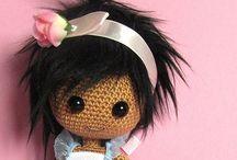 Crochet Doll's / Gehaakte poppen