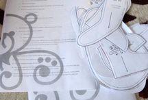 Bear Patterns / Patronen stoffen beren