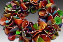 Polymer Clay Juwelry / Sieraden van polymeerklei