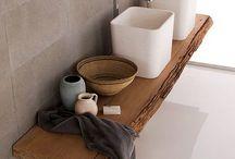 Bathrooms & Shower Ideas / Ideeën voor badkamers