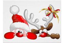 Rudolf het Rendier / Diverse soorten