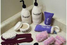 Crochet Ideas / Verschillend  haakwerk!