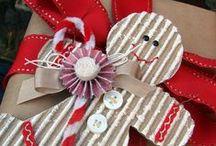 karácsony csomagolás / Karácsonyi csomagolás christmas wrapping