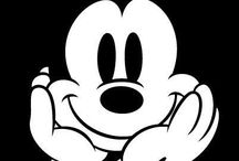 Mickey & Minnie Mous / Afbeeldingen van Mickey & Minni Mous