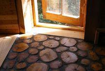 Floors...Floors...Floors / Diverse verschillende houten vloeren