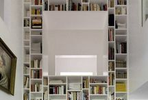 Bookshelves / Bookshelves and more.