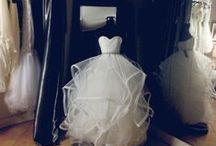 LAUREN ELAINE BRIDAL: Mannequin Magic / A collection of images featuring Lauren Elaine Bridal on mannequins. For ordering inquiries, visit Lauren-ElaineDesigns.com OR contact salesrep@Lauren-ElaineDesigns.com