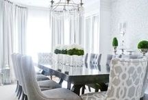 Wine & Dine / Dining Room furniture, sets, and scenes.