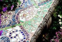 Garden Tile Design Ideas / #Garden #Tile #Design #walkways #projects