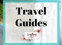 Travel Guides / Awesome and helpful travel guides to satisfy your wanderlust soul.
