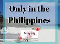 Only in the Philippines / Everything and anything about the Philippines.   Things to do and places to visit in the Philippines.